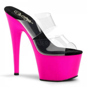 PLEASERS PLATFORM SHOES