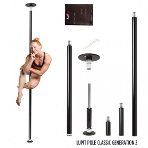 LUPIT POLE CLASSIC G2 powder coated COVER